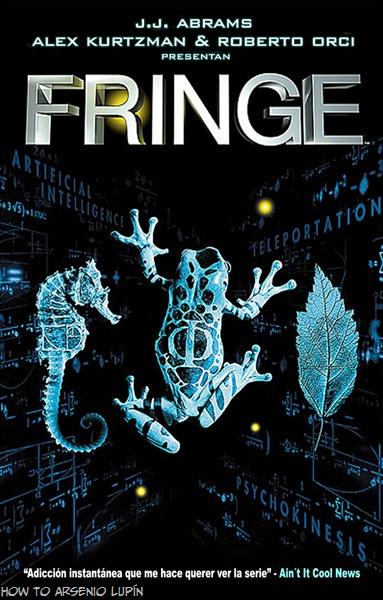 Fringe 01 (Edicion TPB)