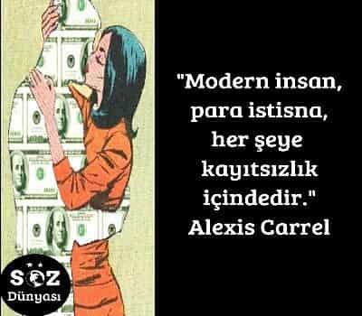 Alexis Carrel Sözleri