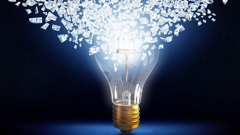 Bright ideas and blossoming businesses were the name of the game.