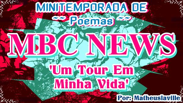 MINITEMPORADA Um Tour Em Minha Vida POEMAS 01 logo