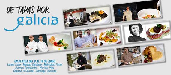 Semana Gastronomica de Galicia en Madrid, hasta el domingo 14 de junio 2015