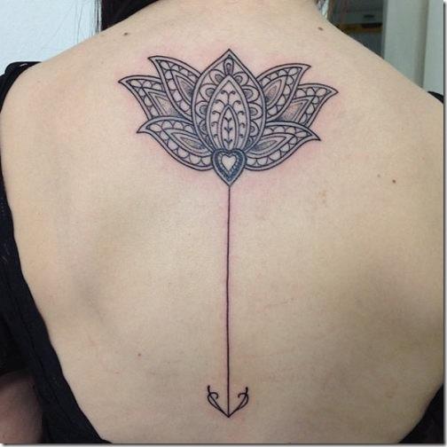este_mehndi_tatuaje_de_flor_de_loto