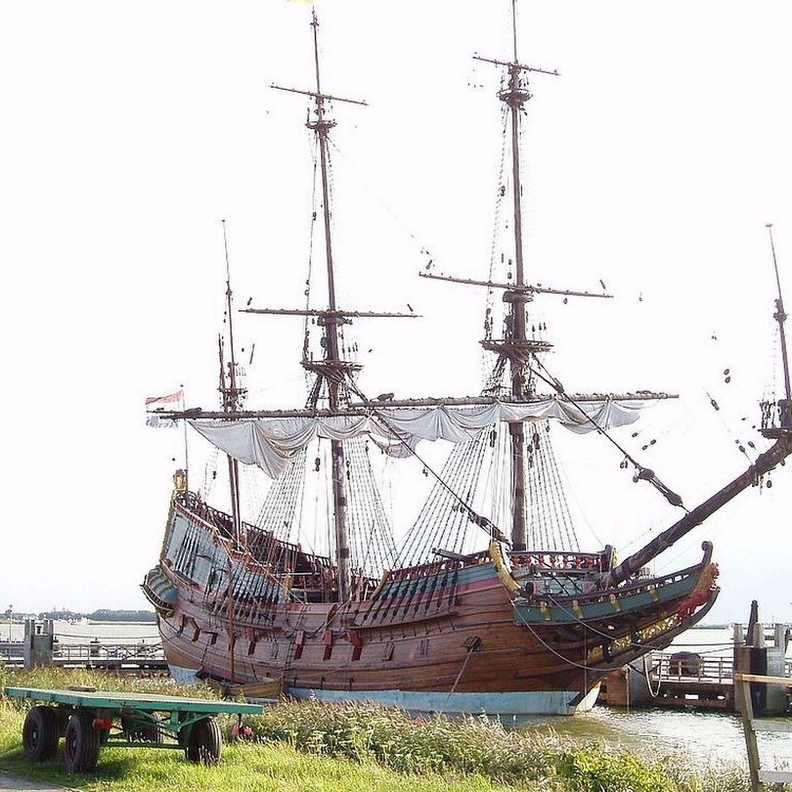 The Historic Dutch Ship Batavia, And Its Blood-Curdling History