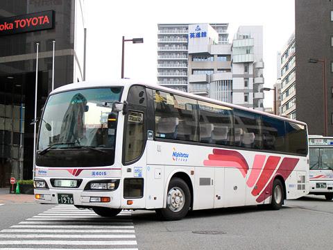 西鉄高速バス「フェニックス号」 6015
