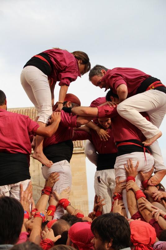 Actuació Festa Major Castellers de Lleida 13-06-15 - IMG_2176.JPG