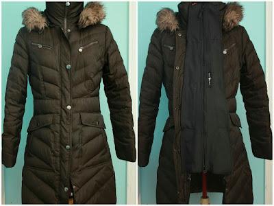 Jacket zipper extension