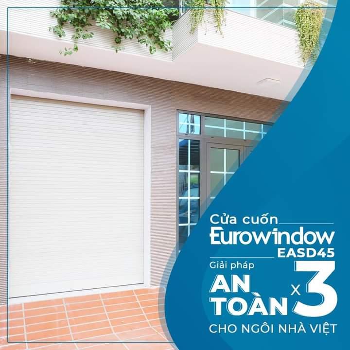 cửa cuốn Eurowindow