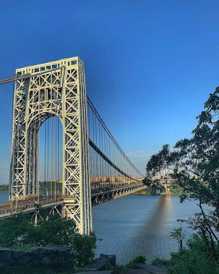 View of George Washington Bridge