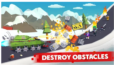 Game Zombie Offline Android