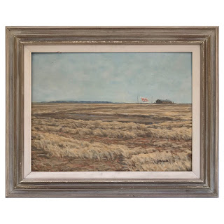 John Norall Signed Oil Painting