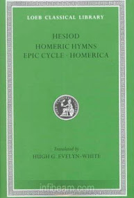Cover of Hugh Evelyn White's Book Hesiod The Homeric Hymns And Homerica