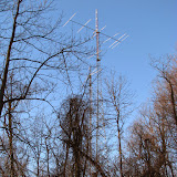 120 self supporting 10m tower