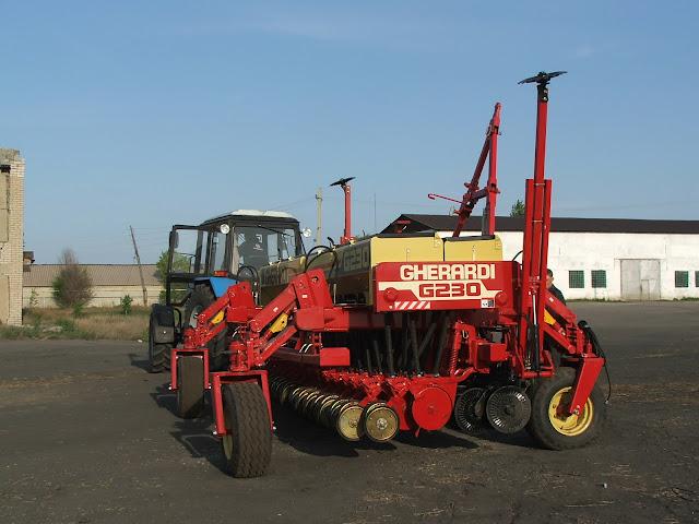 Трактора БУ и новые в Воронежской области