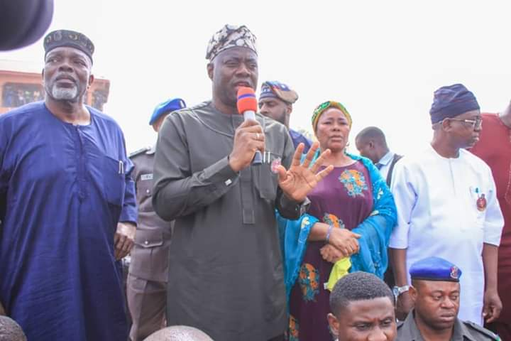 I Will Take Full Responsibility For The Failure Of The Fire Service-Gov.Seyi Makinde