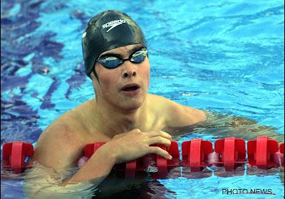 Meteen twee Belgen uitgeschakeld op eerste dag EK zwemmen in klein bad