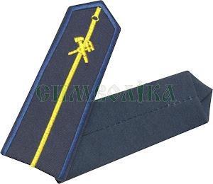 УЗ Погони Молодший начальницький і рядовий склад темно-сині