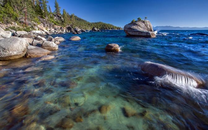 Lake Tahoe by Robert Bynum1