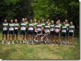 2 - Una formazione del Team Adige Vescovana