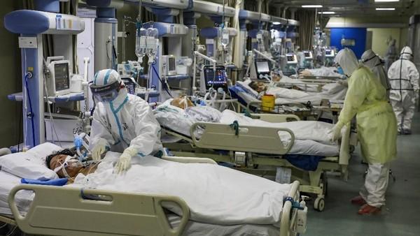 Pakar China: Pasien Corona yang Sudah Sembuh Bisa Terinfeksi Lagi!