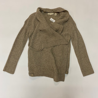 Inhabit X Scoop NEW Yak Knit Sweater