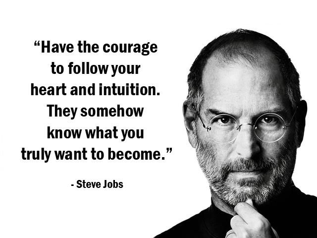 the inspirational true stories shared by steve jobs and addressed to stanford university students in