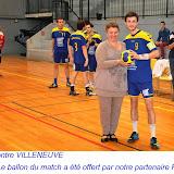 Seniors masculins 2 contre Villeneuve (25-05-13)