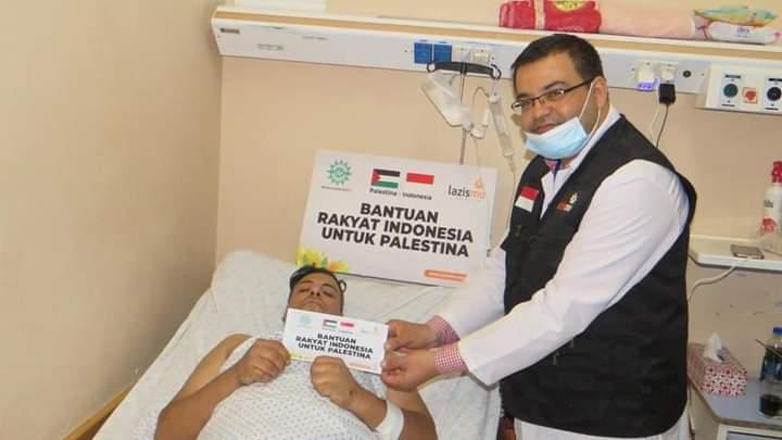 Warga Palestina Ucapkan Terima Kasih Kepada Muhammadiyah