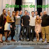 ZIEKTE VAN DE JEUGD  een productie van Storytellers Zoetermeer