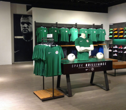 NFF Unveils New Jersey For Super Eagles After Signing Multimillion Naira Deal 2