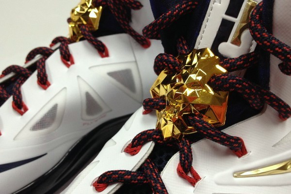 Detailed Look at Nike LeBron X USA and its Packaging