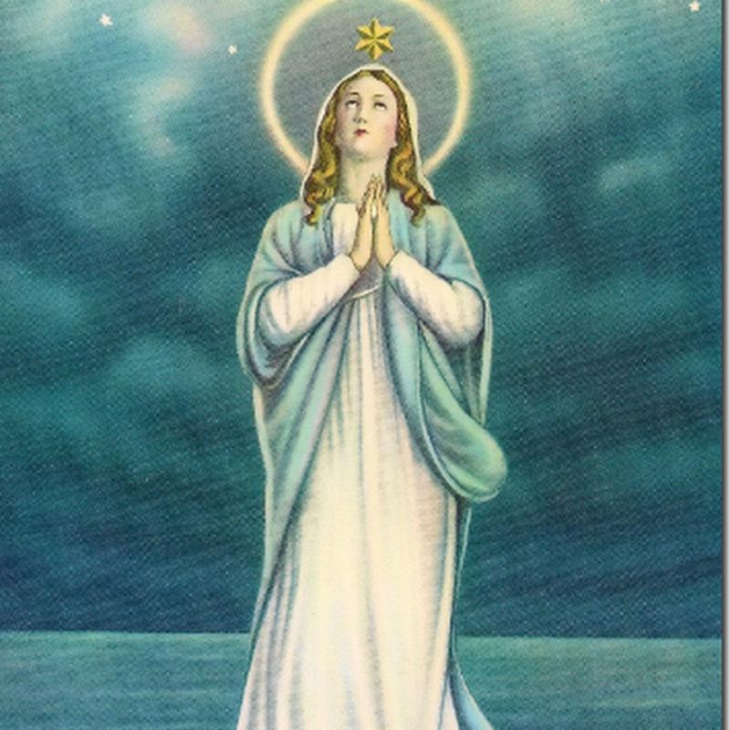 ORACIÓN PROSPERIDAD VIRGEN STRELLA MARIS
