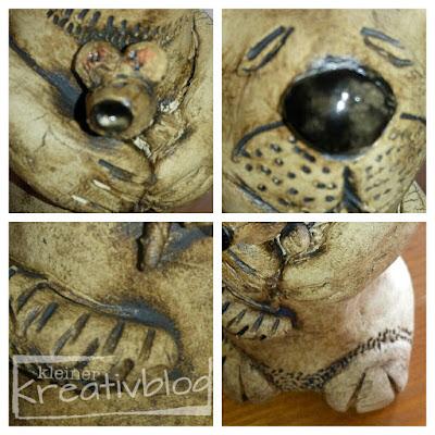kleiner-kreativblog: Keramik-Kater