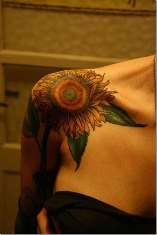 Chic et impertinente de la clavicule tatouages pour les femmes id es et photos de tatouages - Tatouage clavicule femme ...