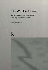 Cover of Diane Purkiss's Book The Witch in History Early Modern and Twentieth Century Representations