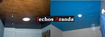 Techos Barrio Palomeras Bajas