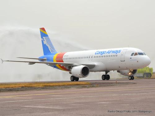 RDC : Congo Airways a transporté 203 000 passagers en 2016