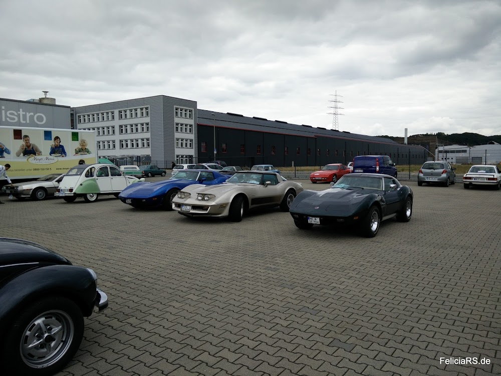 Corvette x 3
