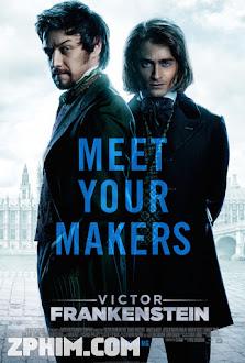 Victor Frankenstein - Igor (2015) Poster