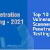 As 10 melhores ferramentas de varredura de vulnerabilidade para Penetration Testing - 2021