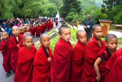 Katina Buddhist Lent Ends Image