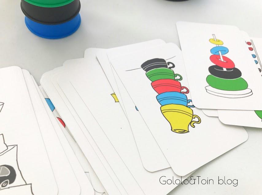 Speed cups juego de mesa para niños