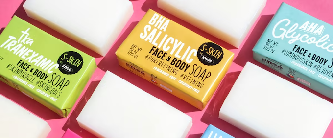 FIRST IMPRESSIONS: S-Skin Soaps by Snoe Beauty | SKINCARE 2021