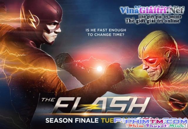 Xem Phim Người Hùng Tia Chớp 2 - The Flash Season 2 - phimtm.com - Ảnh 1
