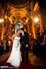 Foto 1244. Marcadores: 29/05/2010, Casamento Fabiana e Joao, Rio de Janeiro