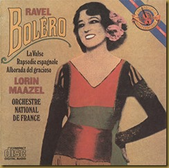 Ravel Rapsodia Maazel Francia