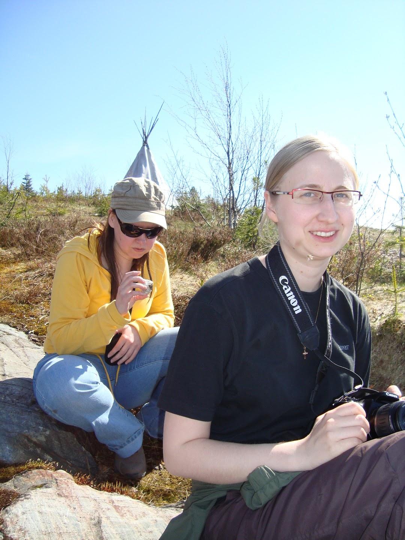 Kallioperägeologian kenttäkurssi kevät -09 - DSC01676.JPG
