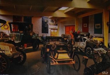 026 carte postale musée de Clères