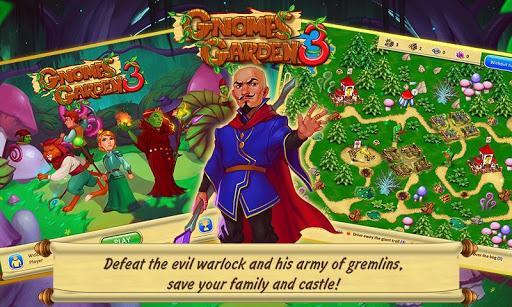 Télécharger Gratuit Gnomes Garden: The Thief of Castles  APK MOD (Astuce) screenshots 1