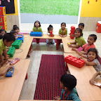 Rectangle Day Celebrated by Nursery at Witty World, 2015-16