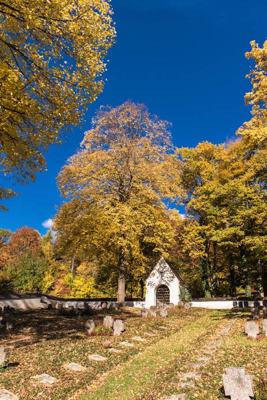 Soldatenfriedhof in Lipburg